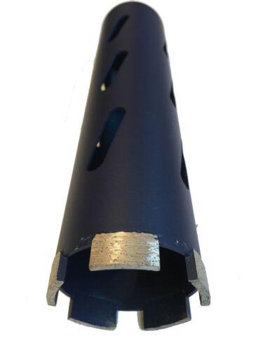"2-Inch Laser Welded Dry Diamond Core Bits Cutting Concrete,Asphalt 2/"" Diameter"
