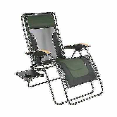 Pleasing Portal Ea Fc630 68015Xl Oversized Mesh Back Zero Gravity Recliner Chairs Black And Green For Sale Online Ebay Gmtry Best Dining Table And Chair Ideas Images Gmtryco