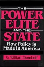 The Power Elite and the State: How Policy is Made in America (Social Institution