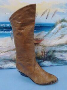 Zodiac-Brown-Boots-Shoes-7-5-Medium-B-M-Style-1014035