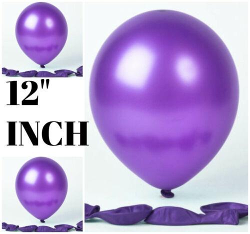"""100 piezas Látex helio Perlado Ballons 12/"""" Boda Cumpleaños Fiesta Bautizo"""