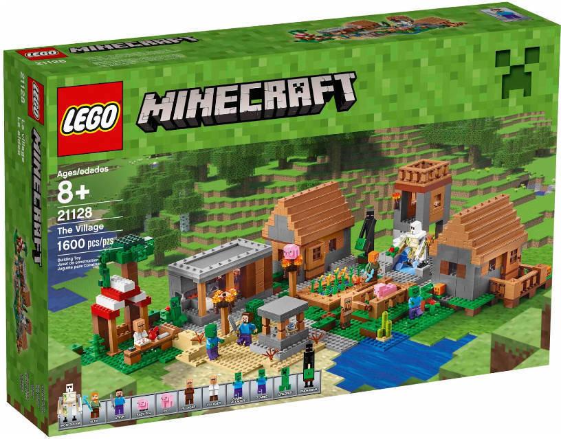 Lego Minecraft 21128-Le 21128-Le 21128-Le Village-Brand New-Factory Sealed aebb64
