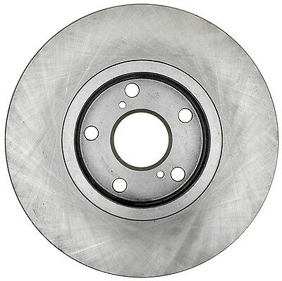 ACDelco 18A2413A Advantage Non-Coated Front Disc Brake Rotor