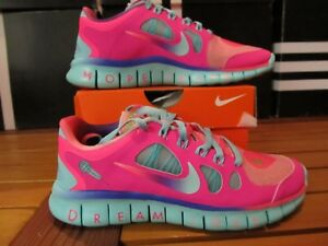 official photos d1be6 50994 Image is loading Girls-Nike-Free-5-0-Doernbecher-Multicolor-Pink-
