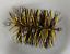 thumbnail 2 - CFC051 250mm/10 inch dia Black/Yellow Polypropylene PRO Flue Brush 200mm long