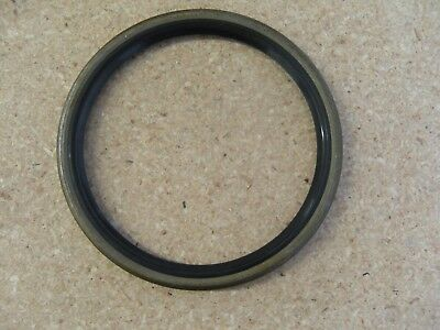 FACTORY NEW Nitrile Single Lip W//Spring HARWAL SC 20x34x6-A Metric Oil Seal