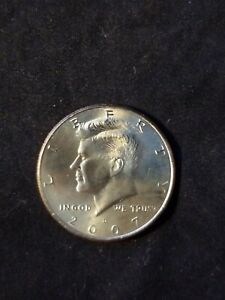2014 P President Kennedy Half Dollar Fifty Cent Coin Money U.S Mint Roll Coins