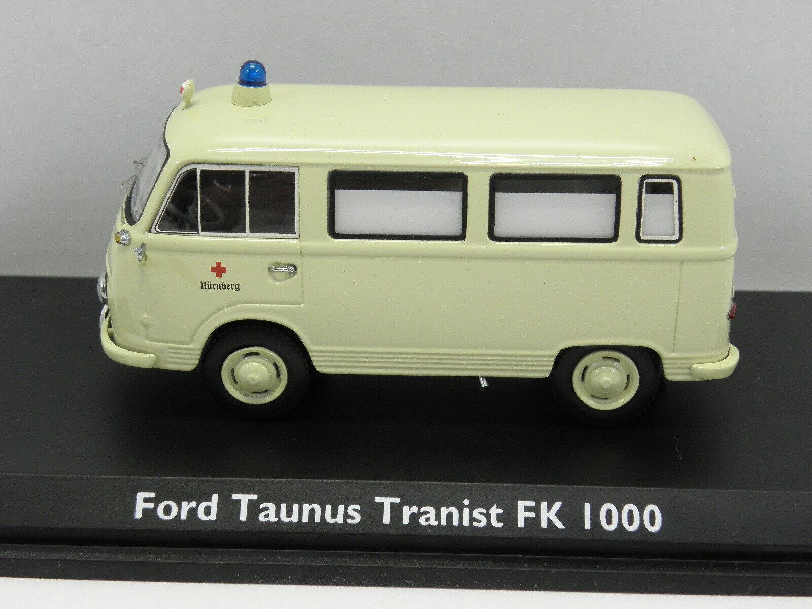 Schuco 03202 03202 03202 Sammlermodell Ford Taunus Transit FK 1000 redes Kreuz  M. 1 43 d2ac7f