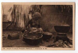 Pre-1907 rppc RISQUE - PRETTY FRENCH GIRL WITH BARE