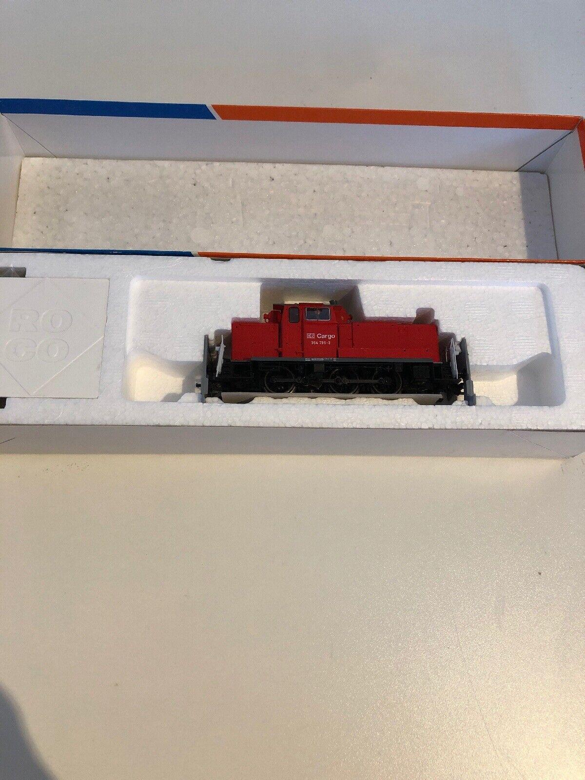 Escala H0 Roco 69421 Br 364 798-3 Cochego como Nuevo AC Digital Emb.orig