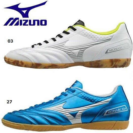 New Mizuno Futsal scarpe MONARCIDA FS SALA Q1GA1712 Freeshipping