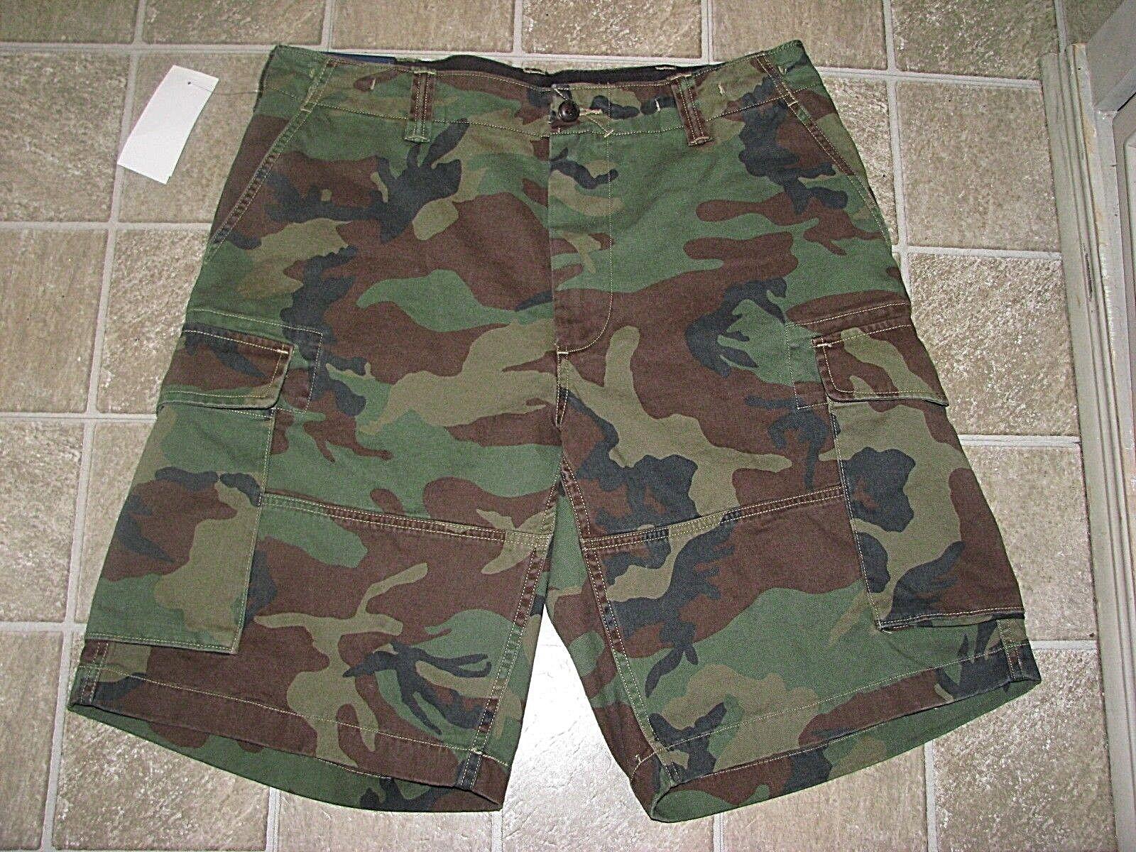 Uomo Polo-Ralph Polo-Ralph Polo-Ralph Lauren Camo Pony Pantaloncini Militari 57e618