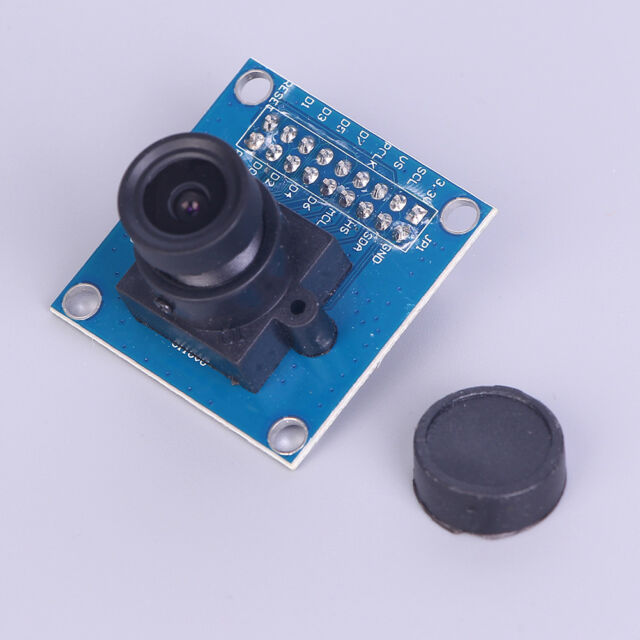 VGA Ov7670 CMOS Camera Module Lens CMOS 640x480 SCCB W/ I2c Interface  Arduino FE