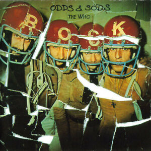 The-Who-Odds-And-Sods-NEW-CD