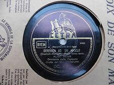 Aldo Donà e orchestra Angelini - Serenata ad un angelo / Luciana - 78 giri