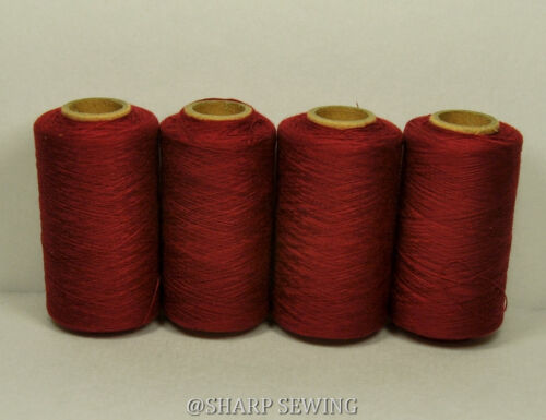 AMERICAN BEAUTY #620  POLYESTER SERGER /& QUILTING THREAD 4 TUBES 1000 YDS EA