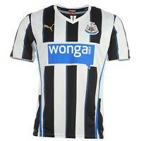 Genuine Puma Men's Newcastle United Home Shirt 2013/ 14 (sb23)