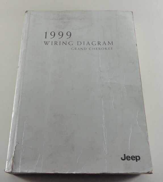 Electric Schematics  Wiring Diagram Jeep Grand Cherokee Type Wj By 1999