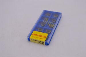 10pcs( 16IR 8UN SMX35 ) Carbide Insert For Threading Turning Tool Boring BAR