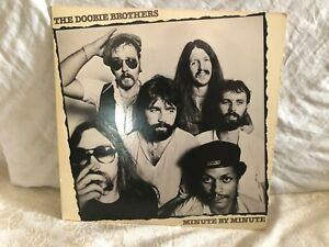 The-Doobie-Brothers-Minute-By-Minute-1978-Vinyle-LP-Warner-Bros-Records-Bsk-3193