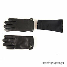 Final Fantasy VII FF7 Cloud Strife Cloud Wolf Black Leather Gloves Cosplay Props