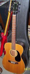 Vintage 1970's Nagoya Acoustic Guitar *Repair Project*