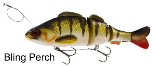 Hechtköder Westin Percy the Perch Inline 20cm 100g Wobbler zum Spinnfischen