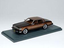Cadillac Seville MK1 Mark 1 Elegante 1976 braun brown / gold met. NEO 43497 1:43