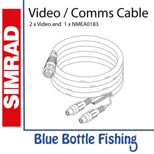 SIMRAD Video Comms Cable