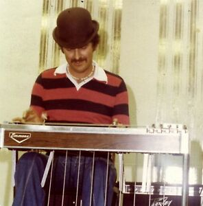 Guitar lick pedal steel sorry, that