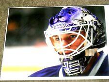 Jonathan Bernier Autographed Los Angeles Kings 8x10 Photo COA