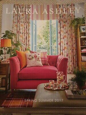 Laura Ashley Home Interiors Catalogue Spring Summer 2017 Ebay