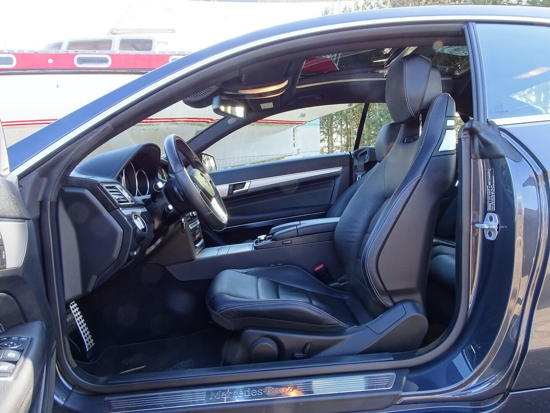 Mercedes E400 3,0 AMG Coupé aut. - billede 5