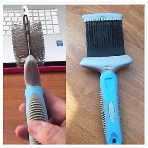 Details About Slicker Brush Flexible Head 9 Detangler Dog Pet Grooming Poodle Bichon Cockapoo