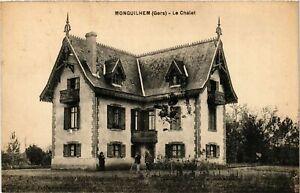 CPA MONGUILHEM - Le Chalet (359772)