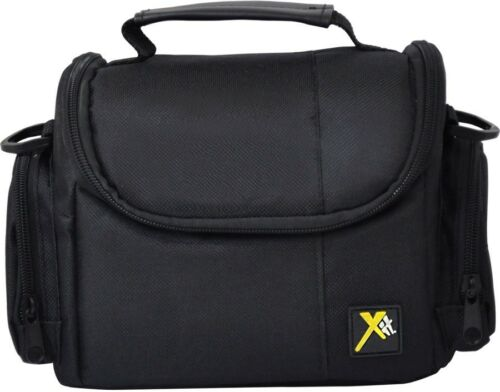 Pro Deluxe Large Carrying Bag Camera Case For Canon EOS RP M100 Rebel SL3