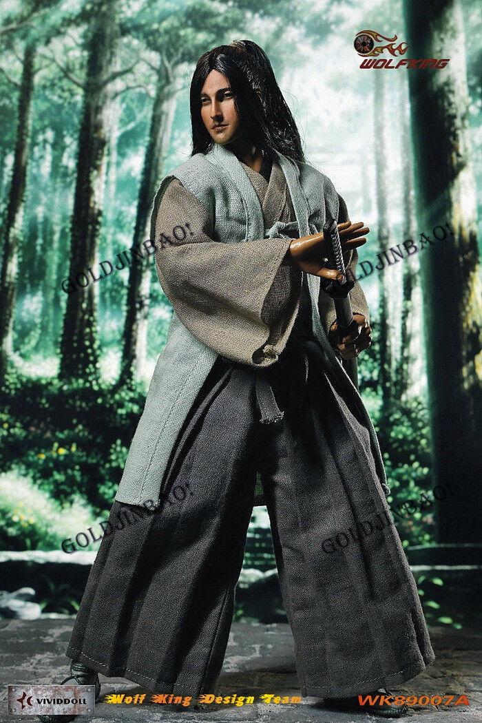 Samurai Swordman Sasaki Kojiro 1 6 Scale Action Figure Collection Toy In Box New