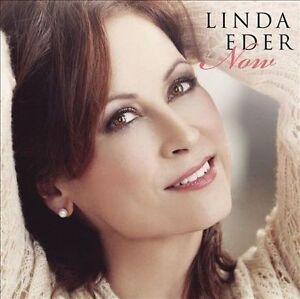 LINDA-EDER-NOW-2011-Sony-Masterworks-Audio-CD-NEW-Free-Shipping