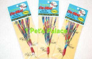 3-Sparkler-REFILL-for-Da-Bird-wand-cat-toy-toys-kitten-Go-CAT-Free-shipping