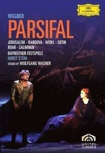 Richard-Wagner-Hans-Wagner-Parsifal-Nuovo-DVD