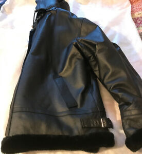 tanners-avenue-leather-jacket-Mens-Black-Hooded-Size-2XL