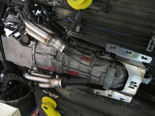 T56 Transmission For Sale >> Cxracing Ls1 Ls Engine T56 Transmission Mount Header Y Pipe For Bmw