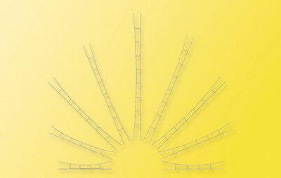 3 Stück #NEU in OVP# Viessmann 4155 Spur H0 Universal-Fahrdraht 270x300 mm