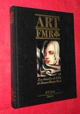 ART FMR.LES ANNALES DE L'ART DE FRANCO MARIA RICCI.XX SIECLE.TOME I. I EDIZ.1990