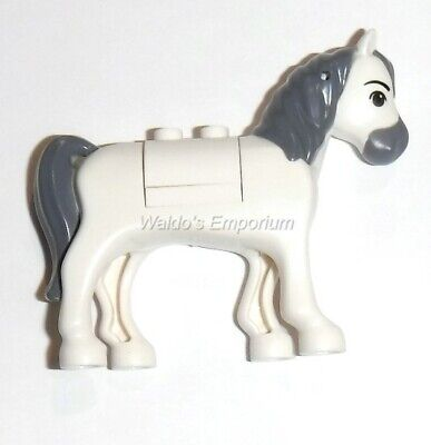 Horse Lego Friends MiniFigure Animal New 41126 Black Pony