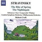 Igor Stravinsky - Stravinsky: The Rite of Spring: The Nightingale (2005)