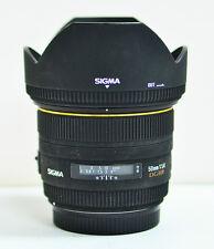 Sigma DG 50mm F/1.4 HSM EX ASP Lens For Canon
