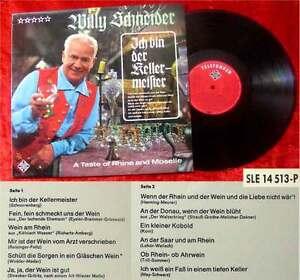 LP-Willy-Schneider-Ich-bin-der-Kellermeister