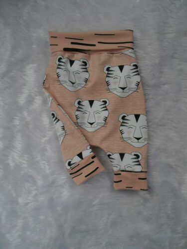 Newborn Baby Girls Leggings   3 variations//patterns all Handmade