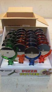 24-pk-Pizza-Cutter-Kitchen-Gadget-3in-Stainless-Steel-Blade-Plastic-Handles-H1